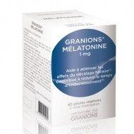 Granions Mélatonine 1mg - 60 gélules