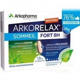 Arkopharma Arkorelax Sommeil Fort 8H– 15comprimés