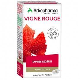 Arkogélules Vigne rouge – 45 gélules
