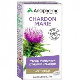 Arkogélules Chardon marie – 45 gélules