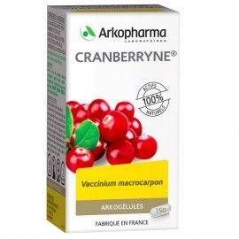 Arkogélules Cranberryne – 150 gélules