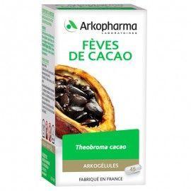 Arkogélules Fève de cacao 45gel