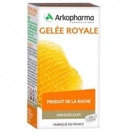 Arkogélules Gelée royale – 45 gélules