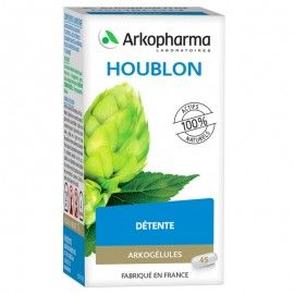 Arkogélules Houblon – 45 gélules