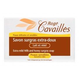 Rogé Cavailles pain surgras lait et miel lot de 2