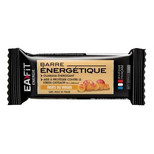 Eafit Barre énergétique fruits du verger 30g unité