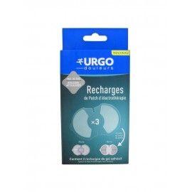 Urgo Patch recharges de gels adhésifs