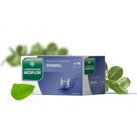 Mediflor Infusions n°14 Sommeil sachets