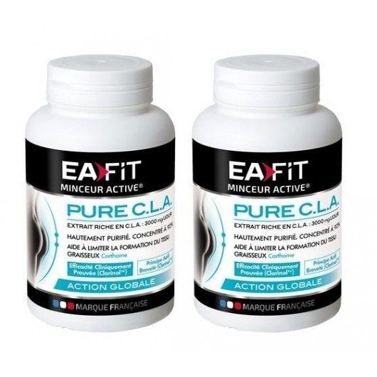 Eafit Pure CLA 90 capsules lot de 2
