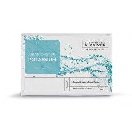 Granions de Potassium ampoules