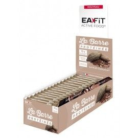Eafit barre protéinée chocolat 24 barres