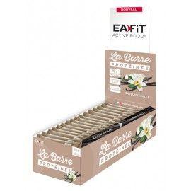 Eafit barre protéinée vanille 24 barres