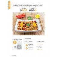 Salade de pois-chiches