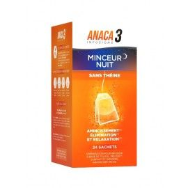 ANACA3 infusion minceur nuit