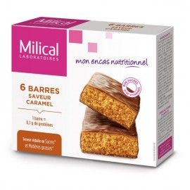 Milical Barre HP Caramel  – 6 barres