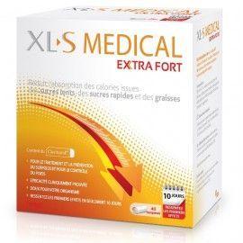 XLS Medical Extra Fort 40 Comprimés