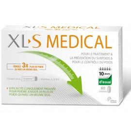 XLS Medical Capteur de graisses – 60 comprimés