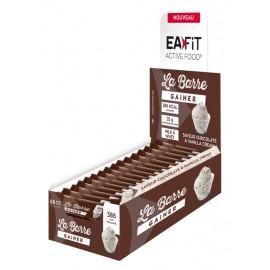 Barre Gainer Chocolate & Vanilla cream 16 barres