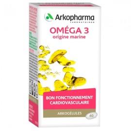 Arkogélules Omega 3 – 60 capsules