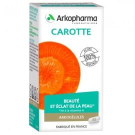 Arkogélules Carotte gélules
