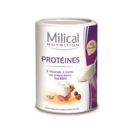 MILICAL Pur protéines laitières Saveur vanillée 400g