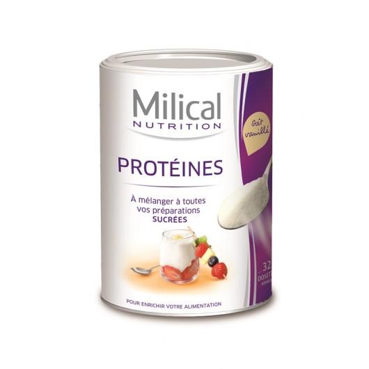 MILICAL Pur protéines laitières Saveur vanillée