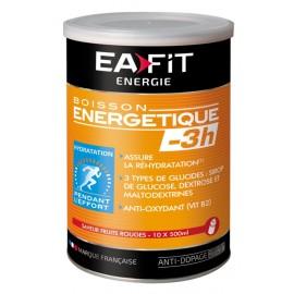 Eafit boisson énergétique -3h fruits rouges 500g