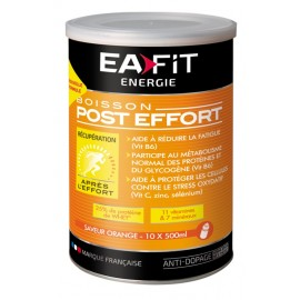 Eafit boisson post effort 475g orange