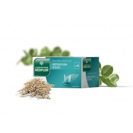 Mediflor Infusions n°4 Rétention d'eau sachets