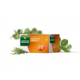 Mediflor Infusions n°5 Inconfort digestif sachets