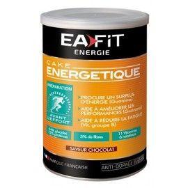 Eafit cake énergétique chocolat 400g