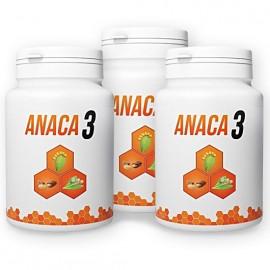 ANACA3 perte de poids 90 gélules - Lot de 3