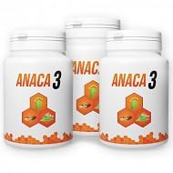 Lot de 3 - ANACA3 perte de poids
