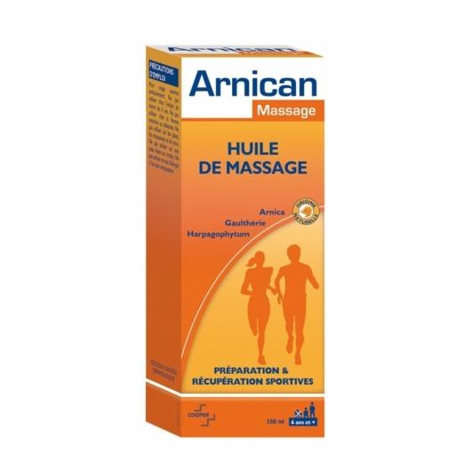 Arnican Huile de massage