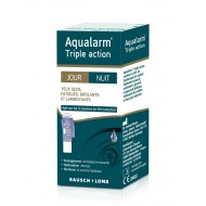 Aqualarm Triple Action collyre