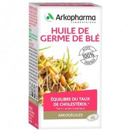 Arkogélules huile de germe de blé petit modèle