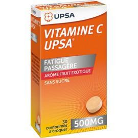 Vitamine C fruits exotiques