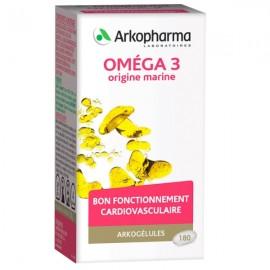 Arkogélules Omega 3 – 180 capsules
