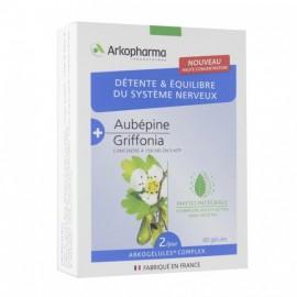 Arkogélules Complex – Equilibre nerveux – 40 gélules