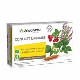 Arkofluides Bio Confort urinaire – 20 ampoules