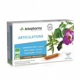 Arkofluides Bio Articulations – 20 ampoules