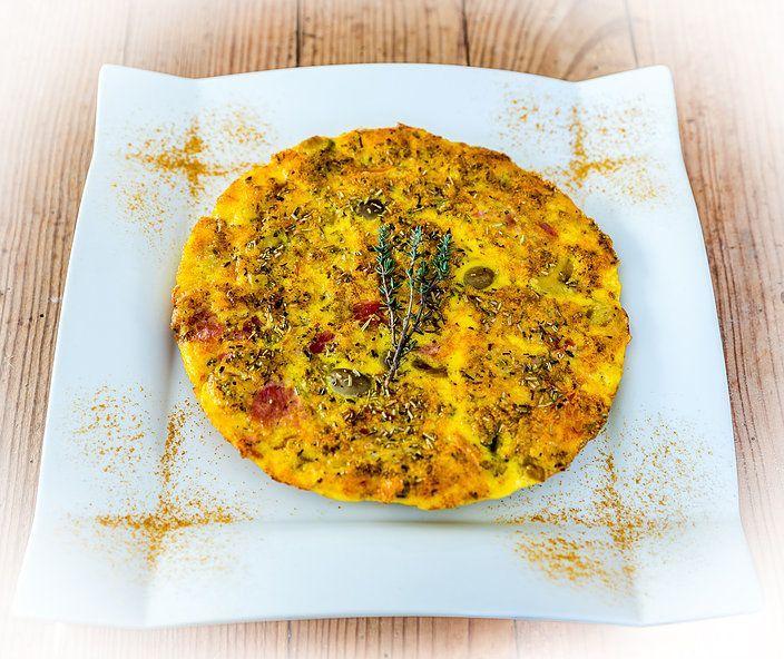 Omelette hyperprotéinée du sportif - 3B Nutrition