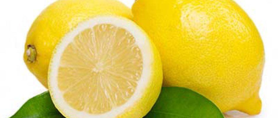 Le citron utile pour la santé