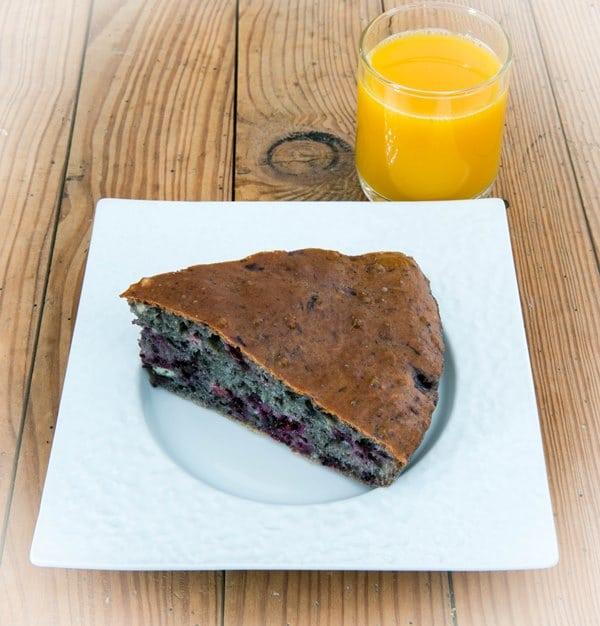 Gâteau yaourt whey redfood
