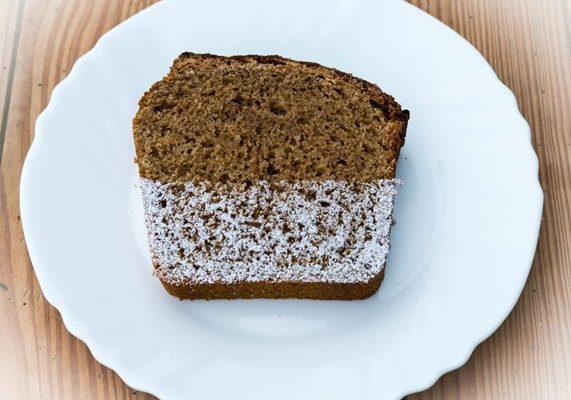 Gâteau aux 4 épices